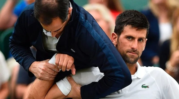 Djokovic Motivation
