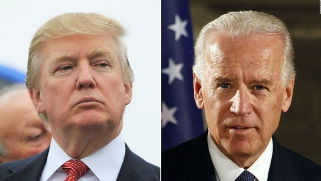 Joe Biden Donald Trump 2020 presidential elections