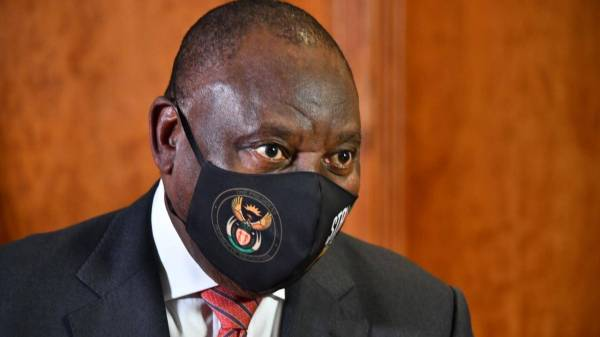 Ramaphosa lockdown