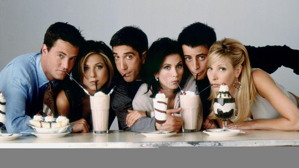 sitcoms and adult friendships