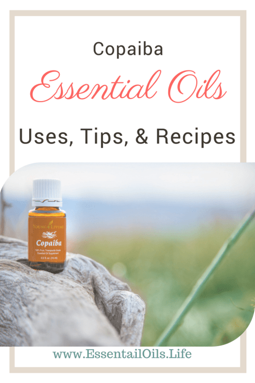 What is copaiba essential oil? Here are some of our favorite uses and recipes