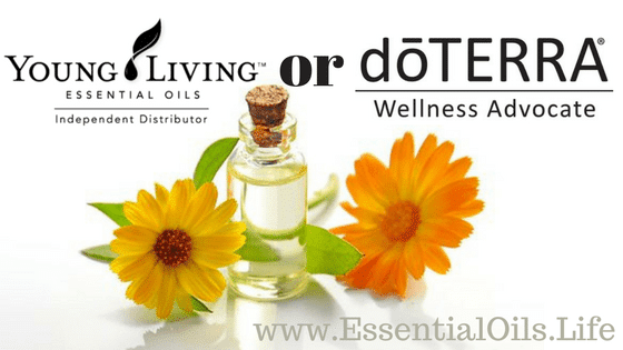 Young Living or doTERRA