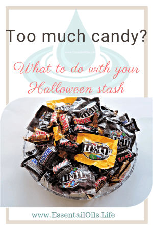 "Too much candy? ""Too successful"" of a Halloween? We have a few tips, tricks, and solutions to your sugar-overload and candy-overrun woes!"