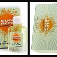 (12) Bottles Sunrider SunBreeze Essential Oil 0.17fl.oz /5ml. EXP: 2017