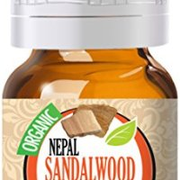 Sandalwood (Nepal) (Organic) 100% Pure, Best Therapeutic Grade Essential Oil - 5ml