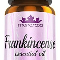 Monarcoa Frankincense Essential Oil - 100% Pure, Best Quality, 10ml