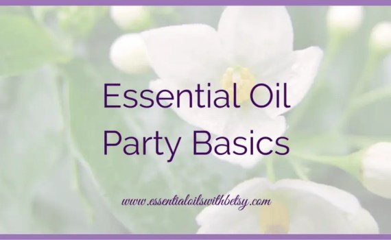Essential oil party! Sounds like fun, right? It is, as well as an easy way to learn in a group environment. Read to learn more!