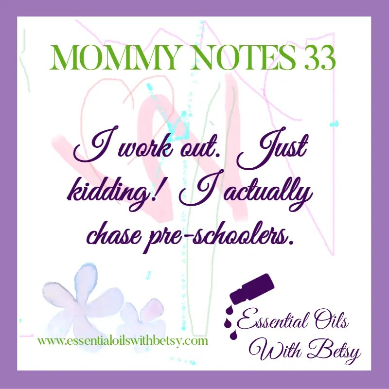 MOMMY NOTES 33