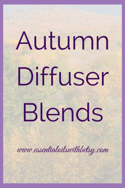 Autumn diffuser blends are a year around favorite for many of us! As we head into September and the back to school season, I wanted to share a few of my own favorites. Want to learn more about how to use doTERRA essential oils? Join me on Facebook! http://www.essentialoilswithbetsy.com/classes