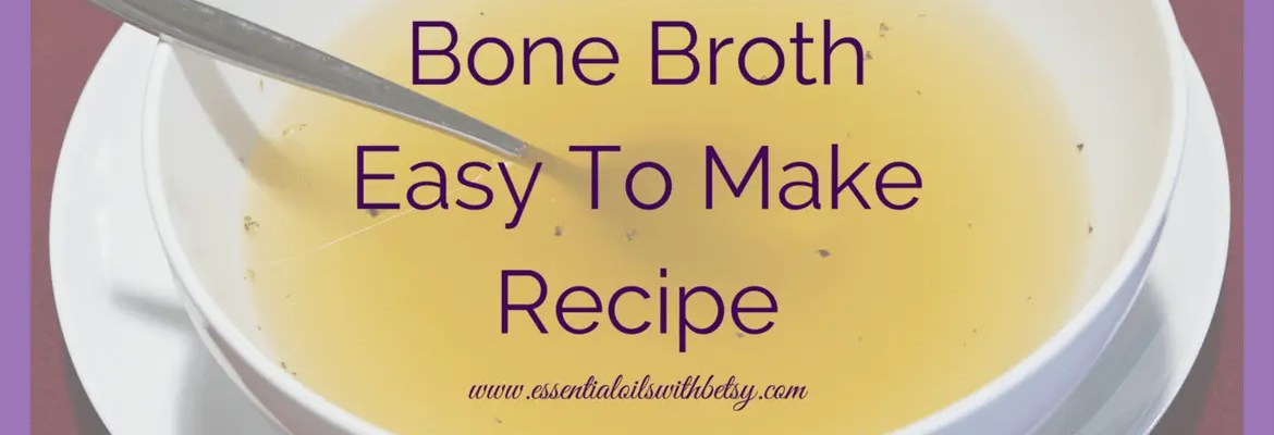 """Bone broth has become popular with good reason! Let's get all the """"brothy details"""" here. Click for recipe, how to, & learn difference between broth & stock. Also find me on Facebook! https://www.facebook.com/groups/essentialoilclasses/"""