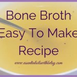 "Bone broth has become popular with good reason! Let's get all the ""brothy details"" here. Click for recipe, how to, & learn difference between broth & stock. Also find me on Facebook! https://www.facebook.com/groups/essentialoilclasses/"