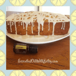 doTERRA Lemon zucchini poppyseed loaf