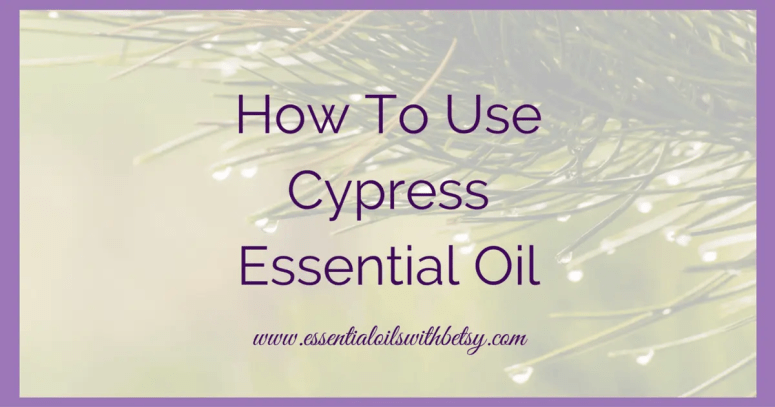 Click here to read how to use doTERRA Cypress essential oil. I love this grounding oil. Includes doTERRA PDF Cypress product information page and PNG image.