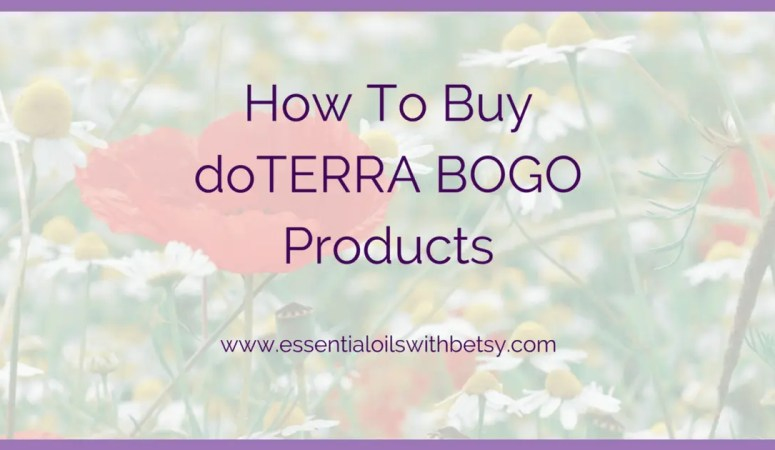 how to sell doterra products