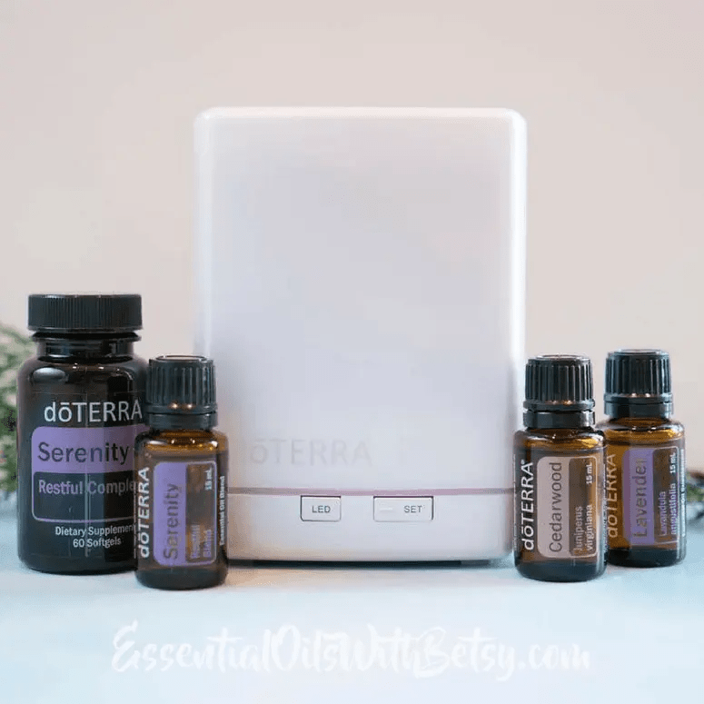 My Review For doTERRA Aroma Lite Oil Diffuser