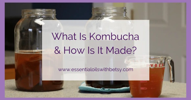 What Is Kombucha & How Is It Made?