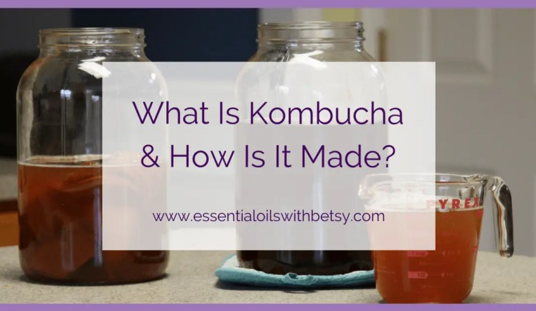 What Is Kombucha Tea & How Is It Made?