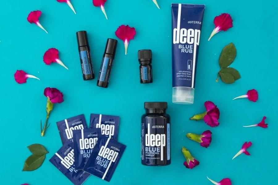 doTERRA Deep Blue Essential Oil Blend