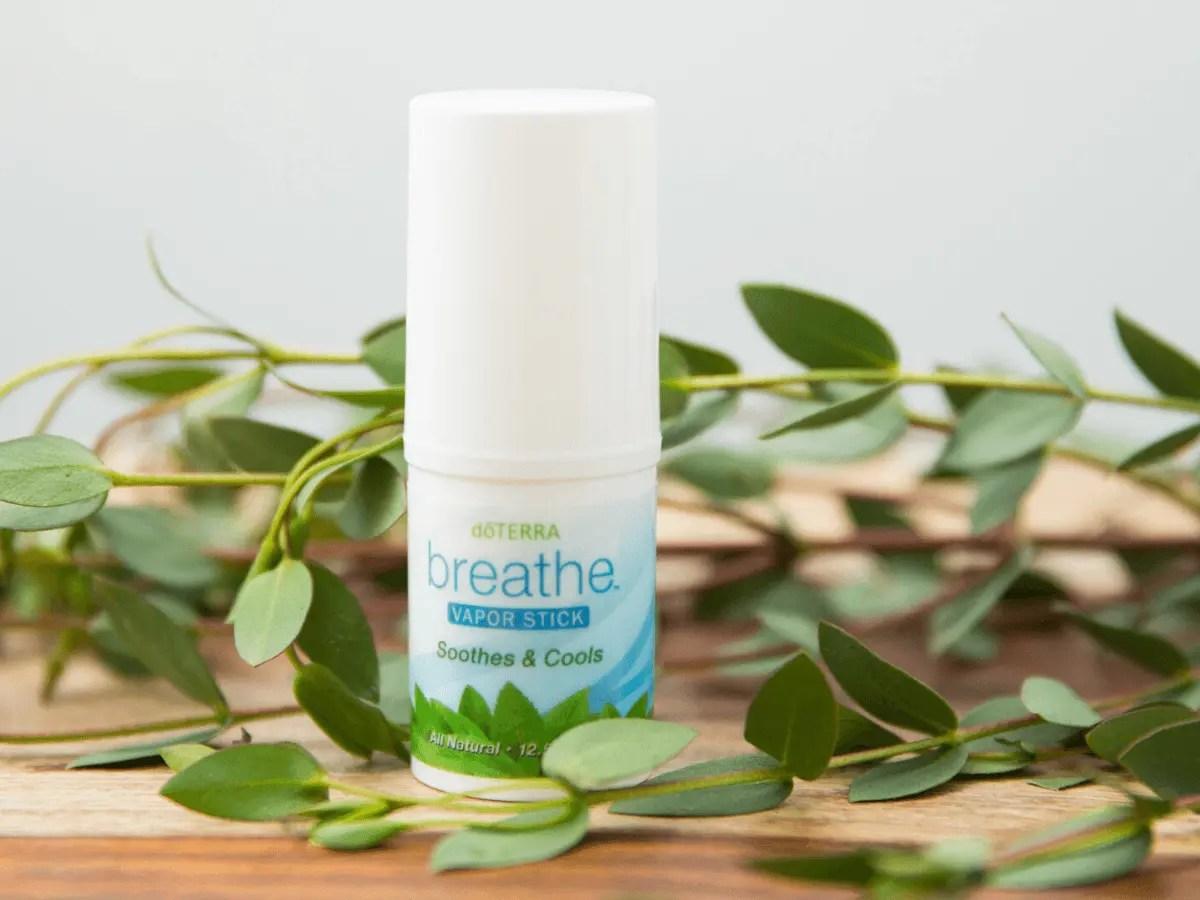 doTERRA Breathe vapor stick