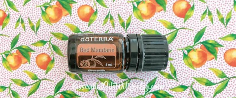 Get doTERRA Red Mandarin Oil