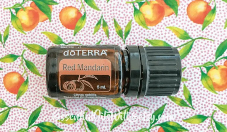 How To Use doTERRA Red Mandarin Essential Oil