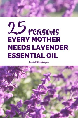 Reasons every mother needs lavender essential oil