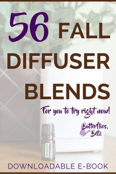56 Fall Diffuser Blends To Try Right Now!