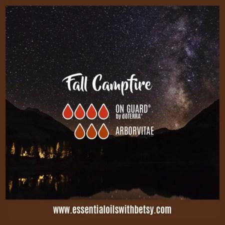 Fall Campfire: OnGuard, Arborvitae