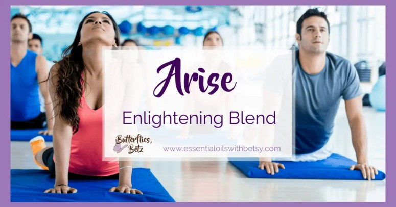 doTERRA Arise Enlightening Blend There were several exciting announcements from the doTERRA 2017 convention today!  One announcement was the release of new essential oils.  I am excited about Arise essential oil blend.  Here are some ways to use the new doTERRA blend Arise.  I have a feeling that I will enjoy doTERRA Arise Enlightening blend.  Are you looking forward to trying doTERRA Enlightening blend?