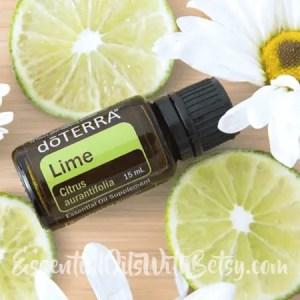 Buy doTERRA Lime