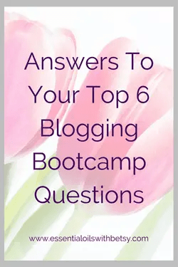 Are you thinking aboutBrenda Ster's blogging boot camp? I want to answer six questions you may have. As a Sassy Suite Bootcamp graduate, I encourage you to take this course. Blogging has propelled my doTERRA business FORWARD! What do I write about?