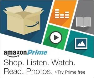 Amazon Prime Free Trial