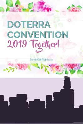2019 doTERRA ESSENTIAL OILS convention NEW PRODUCTS