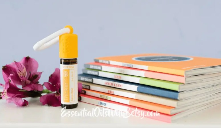 Oils For Kids – doTERRA Thinker
