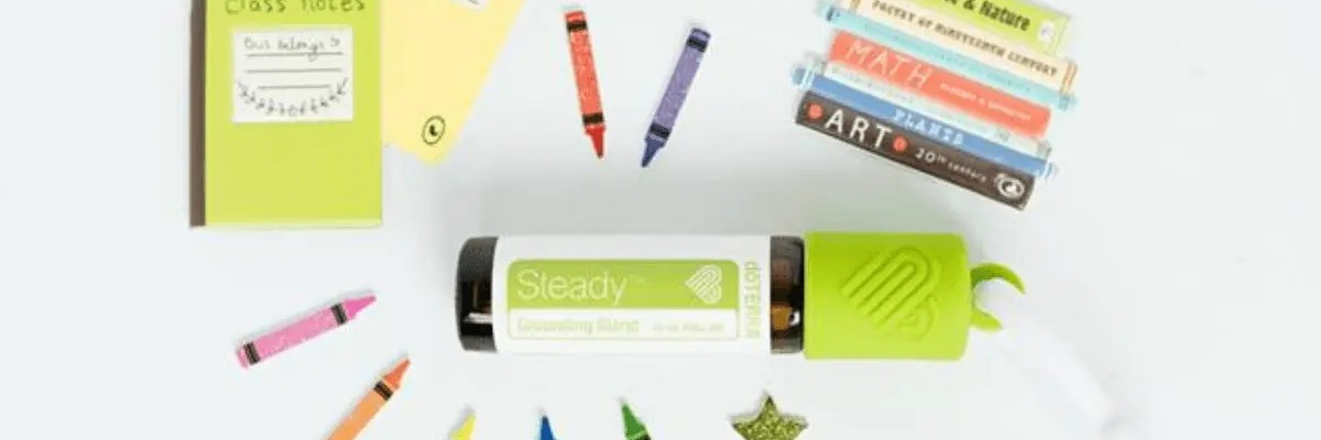 OILS FOR KIDS – DOTERRA STEADY
