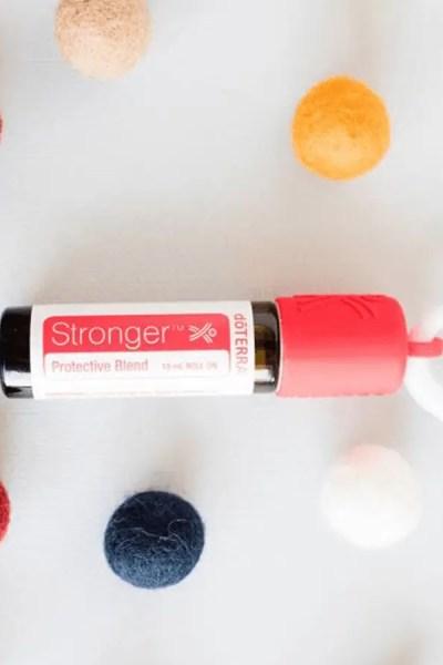 OILS FOR KIDS – DOTERRA STRONGER