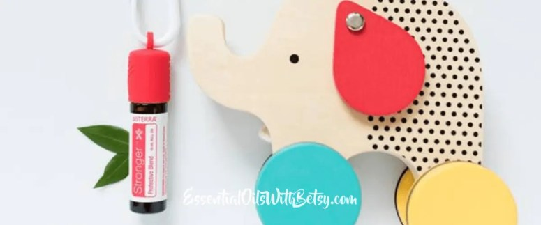 OILS FOR KIDS – DOTERRA STRONGER