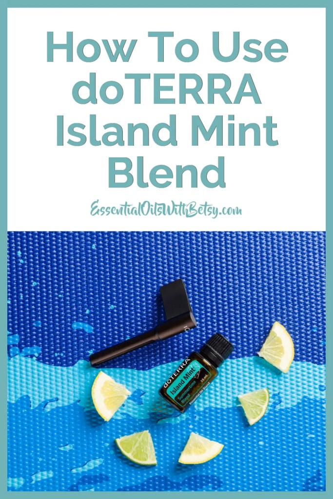How to use doTERRA Island Mint Father's Day Blend 2019   The brand new 2019 Father's Day doTERRA Island Mint blend is here! Are you ready? In this blog post, I'll be sharing details of the doTERRA Father's Day set for 2019, and how to use the Island Mint essential oil blend. Keep reading for the good stuff.