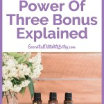 doTERRA Power Of Three Bonus Check Explained