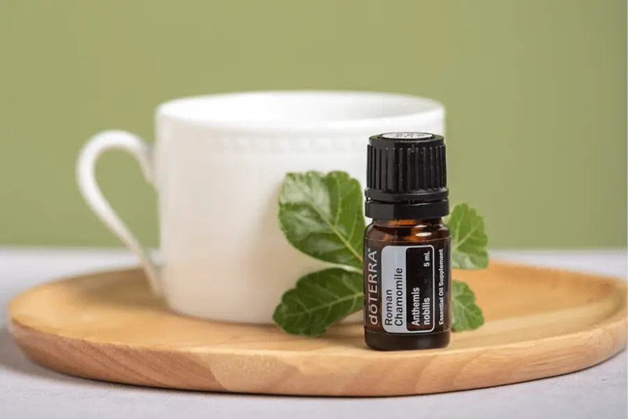 doTERRA Roman Chamomile Essential Oil Uses