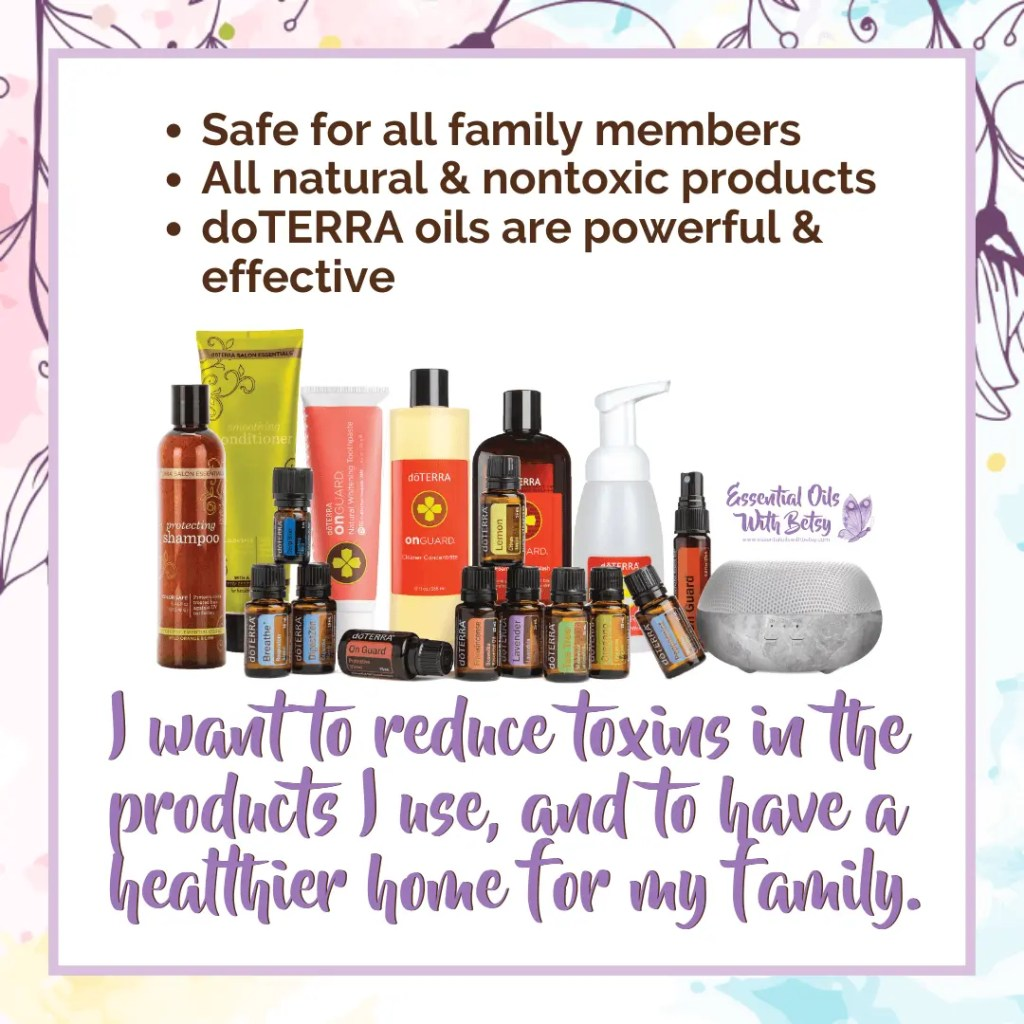 Healthy Home doTERRA Kit