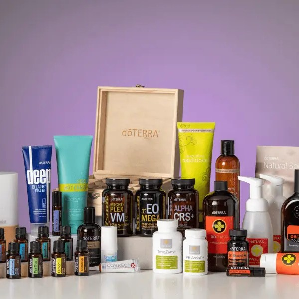 doTERRA Kit Natural Solutions Enrollment Kit