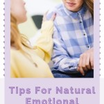 Tips For Natural Emotional Support