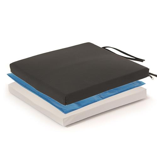 Protekt 24″x18″x3″ Gel Cushion W/ CPU And Vinyl Cover