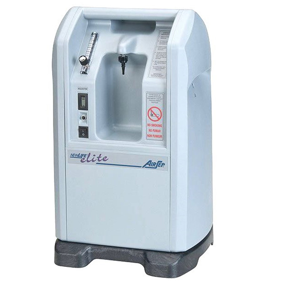 NewLife Elite 5 Liter Concentrator WITHOUT Oxygen Monitor