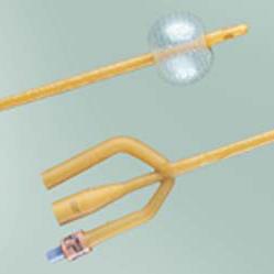 Silver IC Anti-Infective Catheter, 30CC, Ballon, EACH