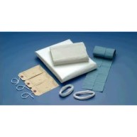 Shroud Kit With Sheet, Adult, CASE OF 10