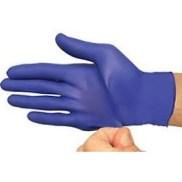 Flexal Feel Powder Free Nitrile Exam Gloves, Large, CASE OF 2000