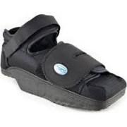 Black Heel Wedge Shoe, Medium, Unisex, EACH