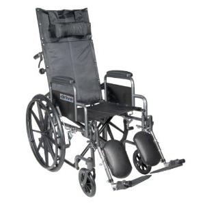 Silver Sport 18″ Reclining Wheelchair Desk Arm